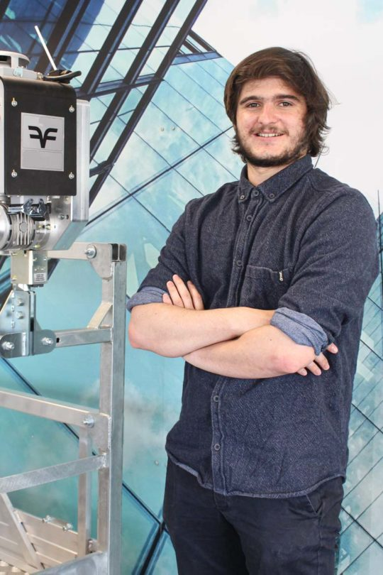 Clément VIGIER - Encargado de proyectos - aprendiz