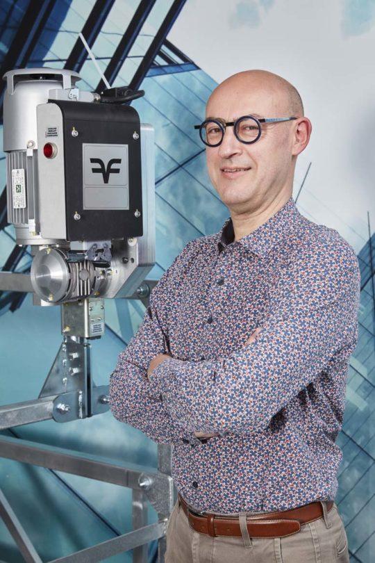 Myrtil OUVRARD - Director innovación y desarrollo